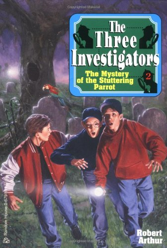 The Mystery of the Stuttering Parrot (The Three Investigators No. 2) by Random House Kids (Image #2)