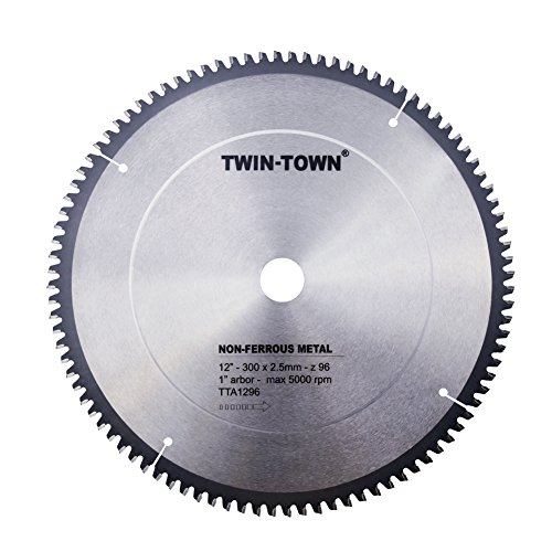 12 inch 96 tooth saw blade - 3