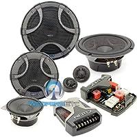 ESK-163L.5 - Hertz 6.5 375W Peak 3-Way Component Speaker System