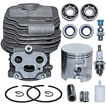 Amazon.com: Seekpro Kit de pistón cilíndrico 2.008 in para ...