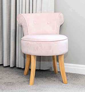 Incredible Snow Leopard Print Fabric Top Dressing Table Bedroom Stool Cjindustries Chair Design For Home Cjindustriesco
