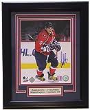 Alexander Ovechkin Signed Framed Washington Capitals 8x10 Photo Hockey Ink