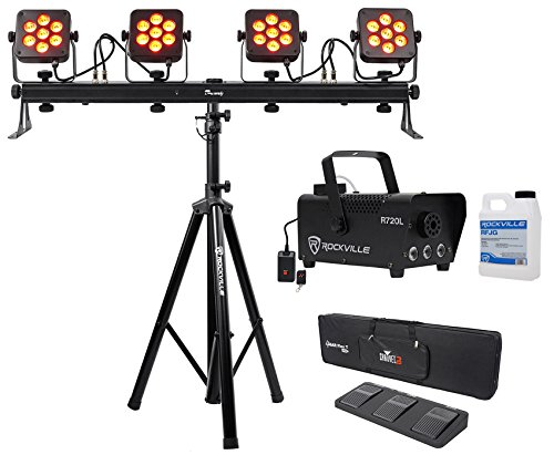 Chauvet 4Bar Led Lighting System in US - 8