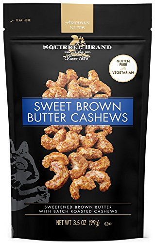 SQUIRREL BRAND Artisan Butter Cashews product image