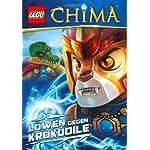 LEGO Chima Doppelband: Löwen gegen Krokodile / Wölfe gegen Adler  LEGO