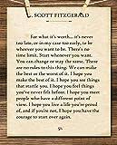 F. Scott Fitzgerald - For What It's Worth - 11x14