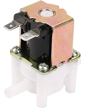 12V Magnetventil Ventil Druck regelbar Elektroventil Druckminderer elektrisches