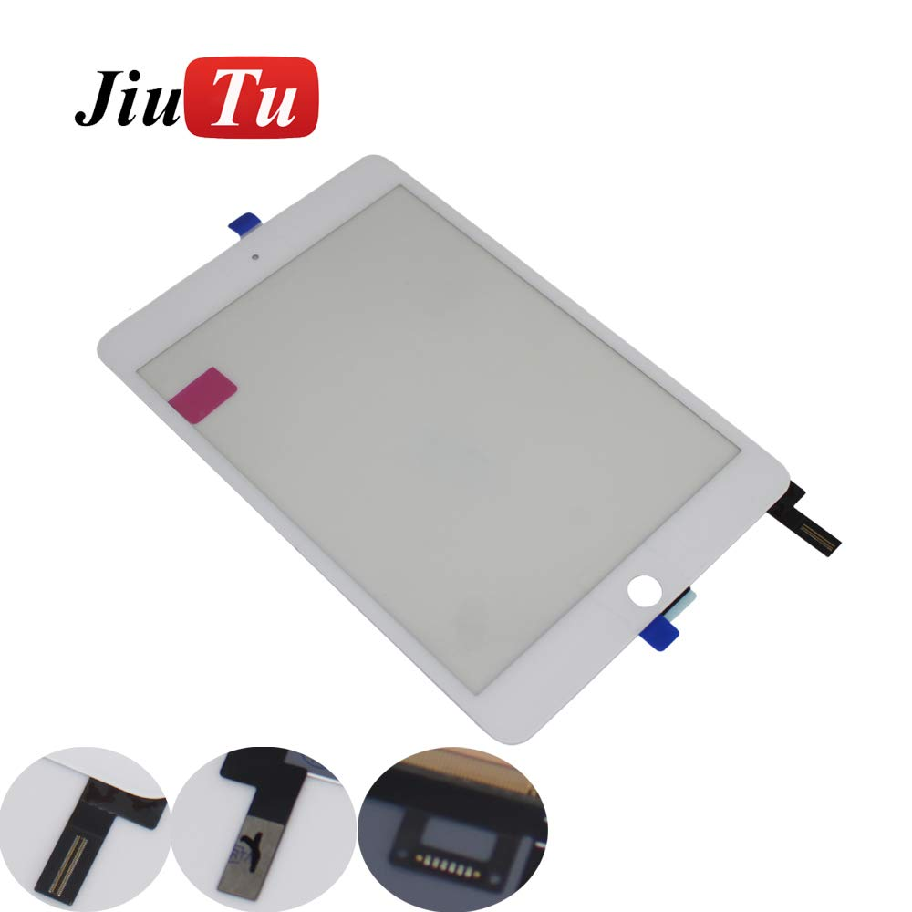 FINCOS Original LCD Display Touch Screen Glass Assembly Replacement for iPad Mini 4 LCD Repair for iPad Pro 10.9 12.9 Fix - (Color: 4pcs for iPad Mini 4)