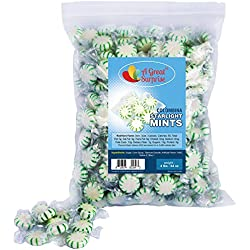 Mint Candy - Colombina Starlight Mints - Hard Bulk Candy 4 LB