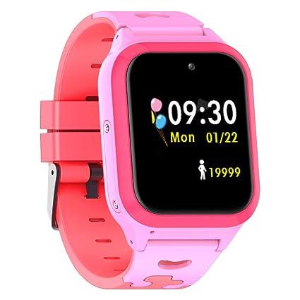 Amazon.com: LLJEkieee Kids GPS Smartwatch Phone 1.44 inch ...