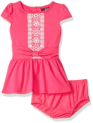 kensie-girls-baby-knit-dress-with-lace-crochet-trim-neon-hot-pink-24m
