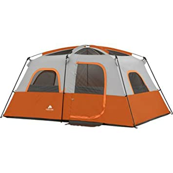 Ozark Trail 8 Person 2 Room Instant Cabin Tent  sc 1 st  Amazon.com & Amazon.com : Ozark Trail 8 Person 2 Room Instant Cabin Tent ...