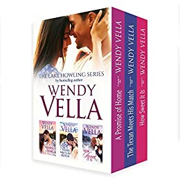 The Lake Howling Boxed Set by [Vella, Wendy]