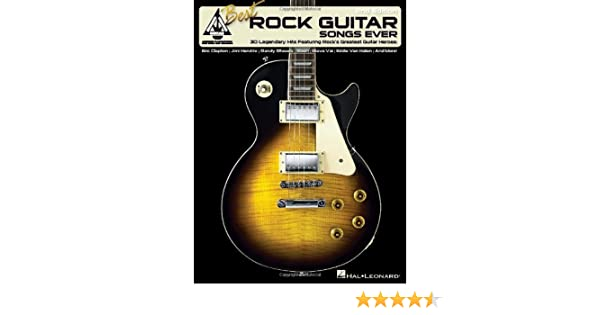 Best Rock Guitar Songs Ever: Amazon.es: Hal Leonard Corp: Libros ...