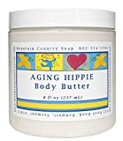 aging Aging Hippie Patchouli Aromatherapy Body Butter
