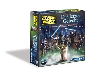 Clementoni 8005125696574 - Juego de Tablero Star Wars, de 2 a 4 ...