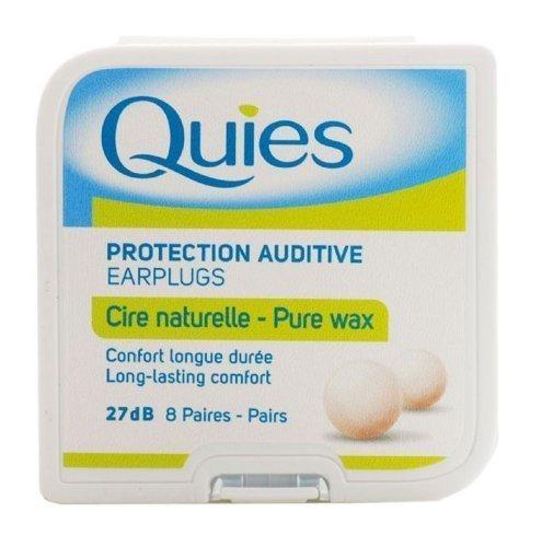 /8/pairs by Quies Quies Wax Ear Plugs/