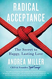 Book Cover: Radical Acceptance: The Secret to Happy, Lasting Love