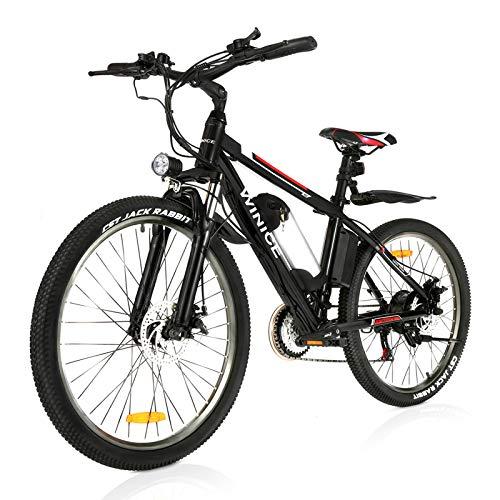 🥇 VIVI Bicicleta Eléctrica 350 W