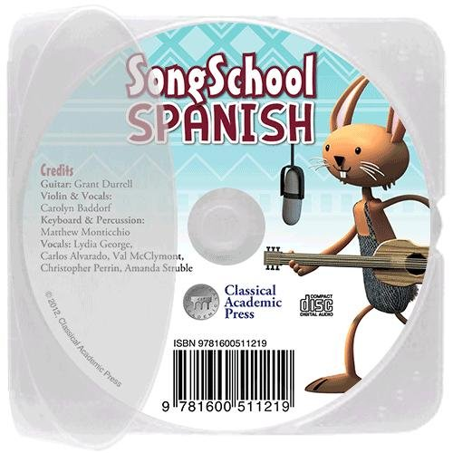 Song School Spanish (English and Spanish Edition)