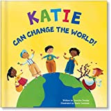 I Can Change The World Personalized Custom Name Book...