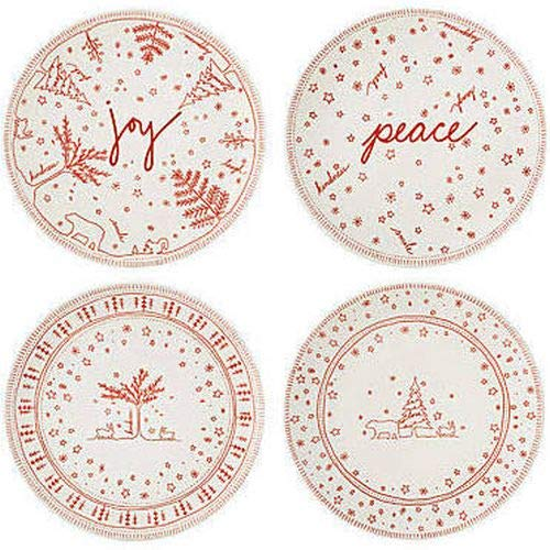 Royal Doulton Holiday Tableware Accent Plate 8