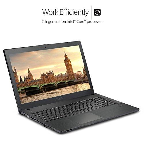 ASUS P-Series P2540UA 15.6 FHD Business Standard Laptop   Intel i5-7200U 3M Cache   8GB DDR4   1TB HDD   Fingerprint Reader   TPM   HDMI + VGA   9hrs Battery Life   Windows 10 (Certified Refurbished) ()