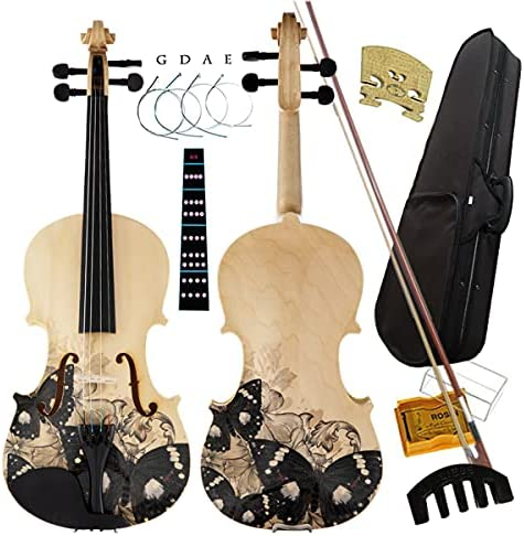 Colored violins for sale