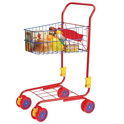 Shopping Cart for Kid's - Pretend Play - Ages 3+