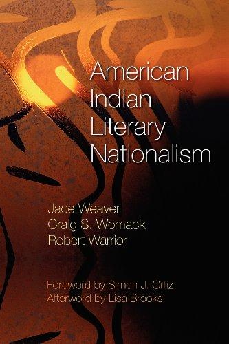 American Indian Literary Nationalism
