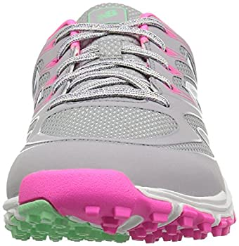 New Balance Women's Nbgw1006 Golf Shoe, Greypink, 9.5 B Us 3