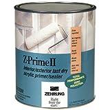 Rust-Oleum 10404 Rustoleum quart Z-Prime II Interior/Exterior Fast Dry Acrylic Primer/Seale by Rust-Oleum