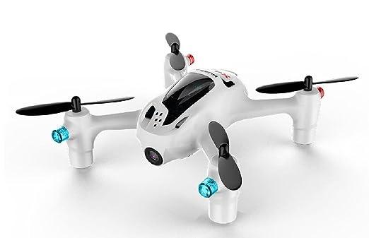 11 opinioni per Hubsan FPV X4 Plus H107D+ 2.4Ghz 6-Axis Gyro RC Headless Quadcopter w/ 720P