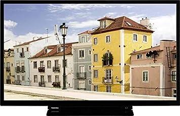 Toshiba 32W3963DA LED-TV 80cm 32 Zoll EEK A+ (A+++: Amazon.es: Electrónica