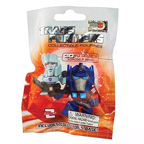 Transformers Personagens Surpresa Miniatura - DTC 3729