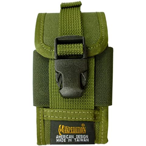 Maxpedition Clip-on PDA Phone Holster (OD Green)