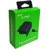 Bateria para Controle XBOX ONE 58000 MAH Cabo Recarregavel