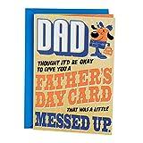 Hallmark Funny Father's Day Greeting Card (Handy Man Fix It)