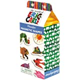 Mudpuppy Eric Carle Shapes Wooden Magnetic Sets