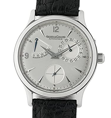 Jaeger LeCoultre Master Control automatic-self-wind male Watch 148.84.04 (Certified Pre-owned) by Jaeger LeCoultre