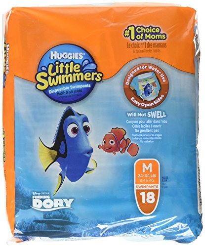 Huggies Little Swimmers Diapers Bundle