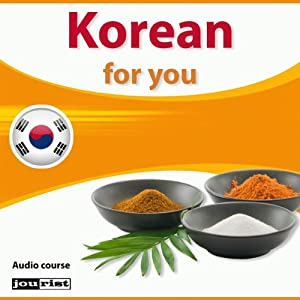Korean for you Audiobook
