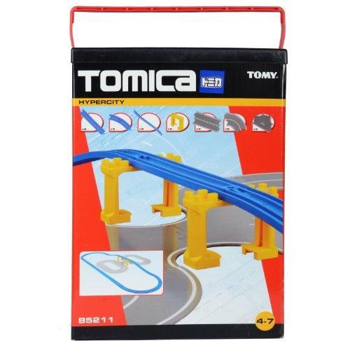 Tomy - Tomica - 85211 - Véhicule Miniature - Coffrets Extension Route et Rails
