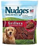 Nudges Steak Grillers Dog Treats, 16 oz Larger Image