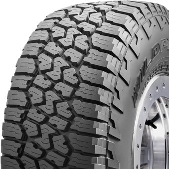Falken Wildpeak AT3W All_Terrain Radial Tire-235/75R15 - 15 Tires In Mud