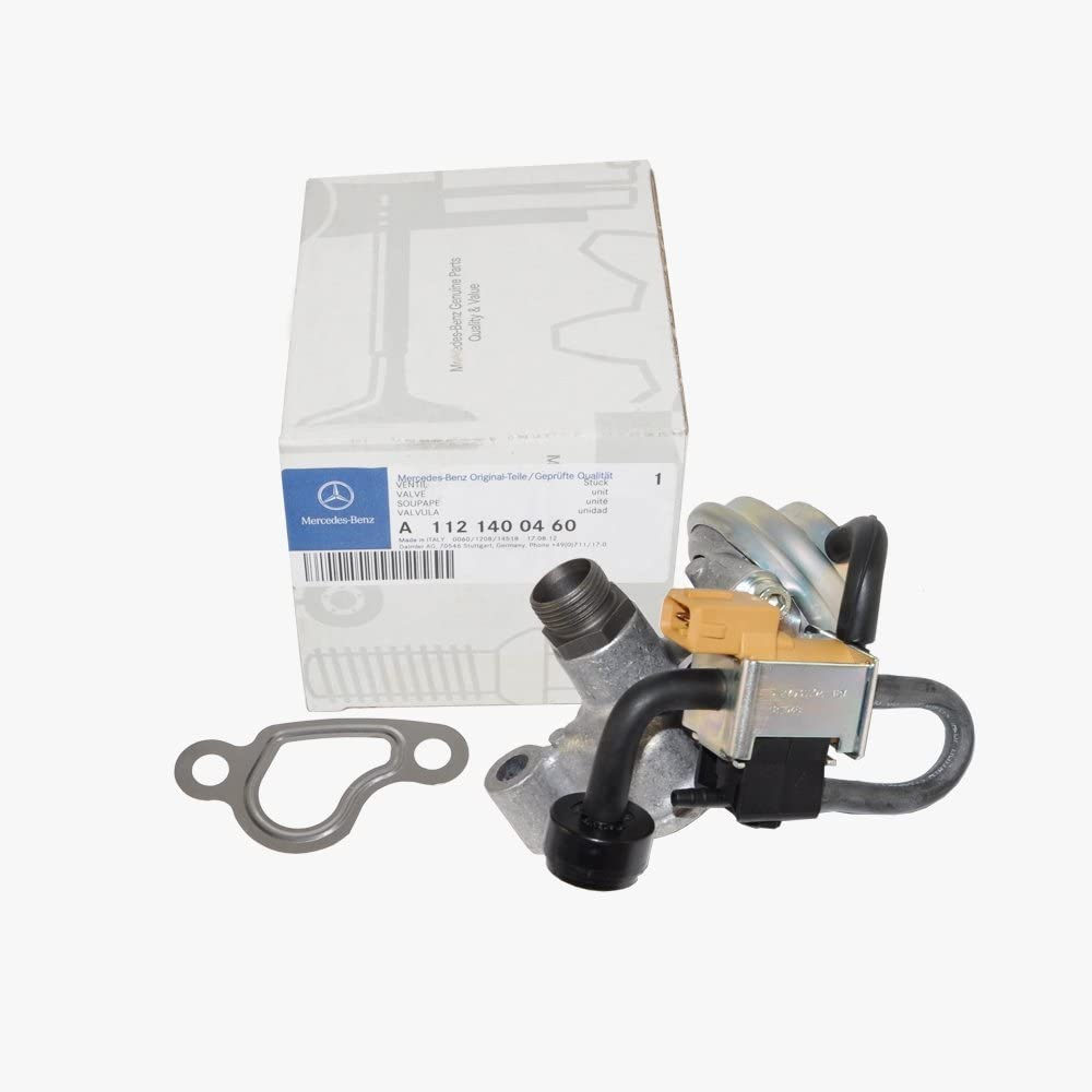 Genuine Original Gasket Oem Quality 1121400460 Mercedes Pierburg EGR VALVE