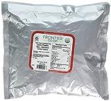 Frontier Bulk Cocoa Powder (non-alkalized) ORGANIC, Fair Trade Certified, 1 lb Bulk Bag (a) - 2PC - 3PC