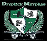 Licenses Products Dropkick Murphys Shield Sticker