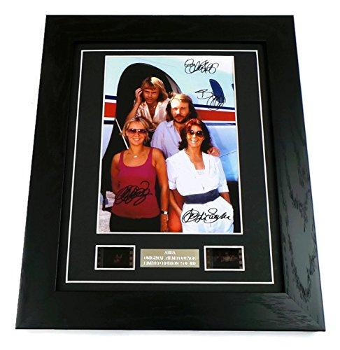 Abba Framed Music Memorabilia artcandi