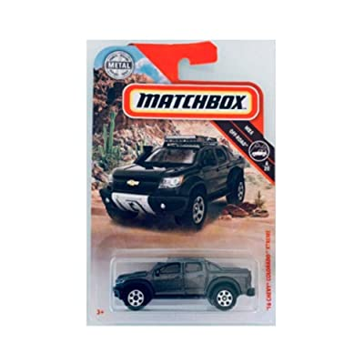 Matchbox 2020 16 Chevy Colorado Xtreme: Toys & Games